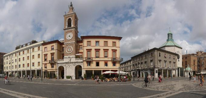 Rimini Piazza Tre Martiri