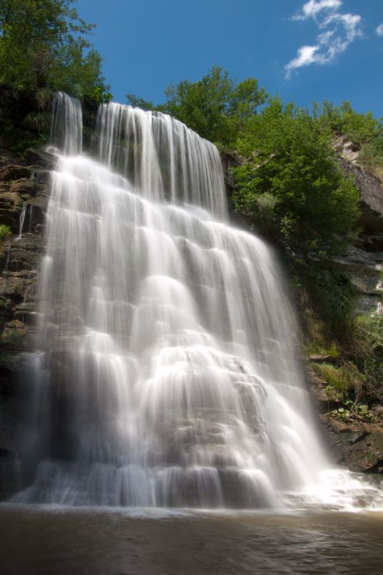 Wasserfall Alfero