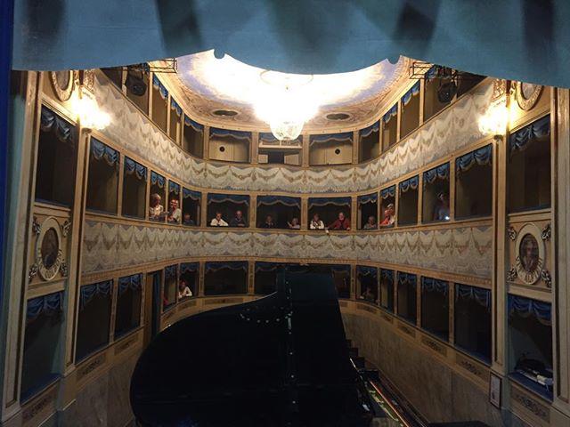 Concert in teatro di Sant'Agata Feltria