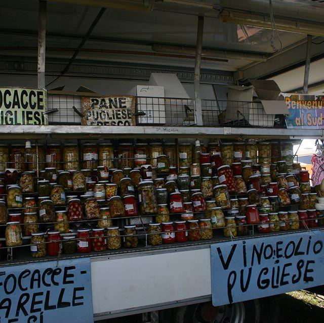 Boerenmarkt Pugliano